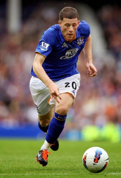 Ross Barkley - Everton
