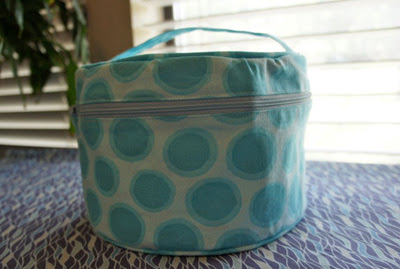 sewing classes - toiletry bags