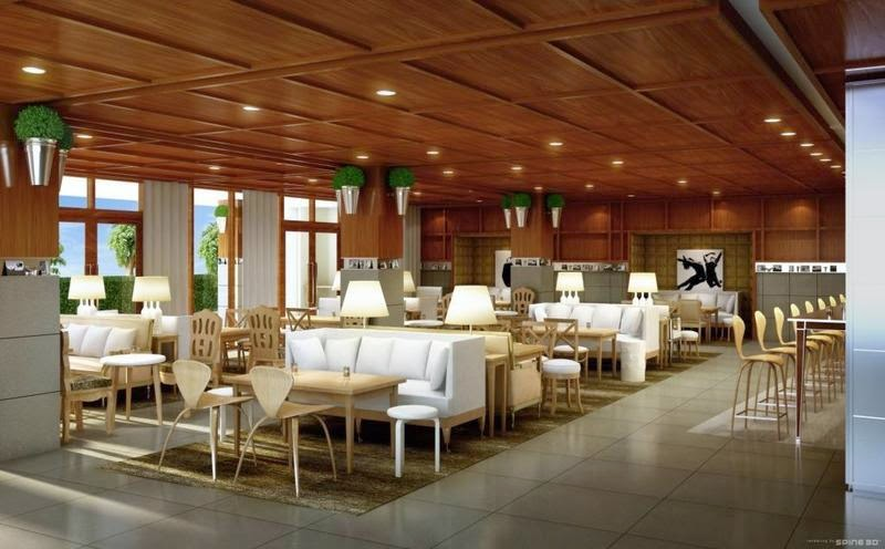 Restaurante Bazaar do SLS Hotel em Los Angeles