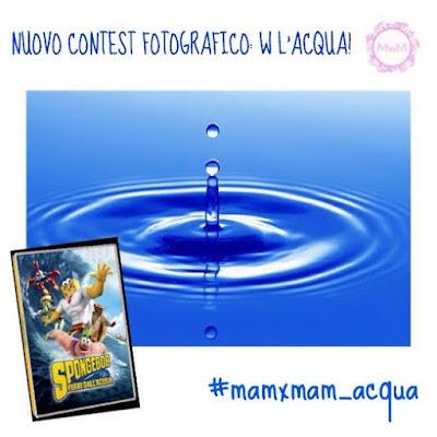 """Su IG Nuovo Contest fotografico """"W l'acqua"""""""