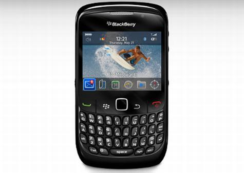 Blackberry Curve 8530 AHA ~ SATYA DISTRICT 29