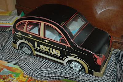 Chinese joss paper Lexus