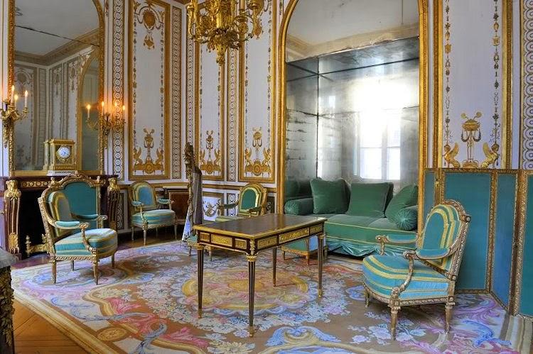 Gods and Foolish Grandeur: Marie Antoinette's cabinet doré at ...