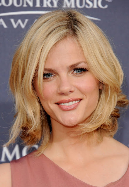 shoulder medium length hairstyles