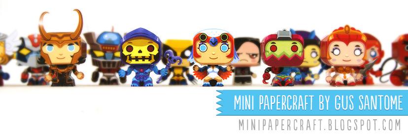 Mini Papercraft