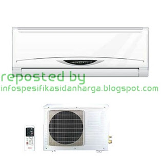 Harga AC Split ½ PK Air Conditioner Terbaru 2012
