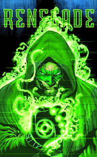 Cover of Green Lantern #41 from DC Comics