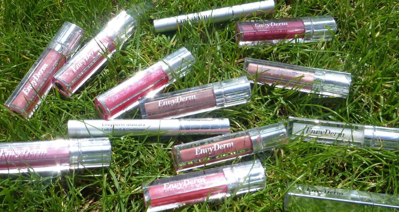 Envyderm Cosmetics, lip plumper, brand ambassador