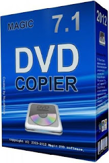 Magic DVD Copier is a very easy and powerful DVD copy software, which can copy any DVD movie to blank DVD without any loss of quality
