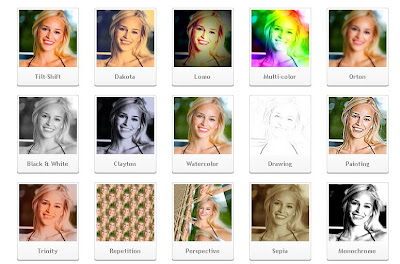 List of Free Online Photo Image Editor and Effects