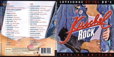 Kuschel Rock Love Songs Of The 80s 2015