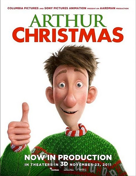 arthur christmas the younger of two sons of santa claus the reason i was reluctant to see the film is one contemporary christmas films are just usually - Arthur Christmas Full Movie Online