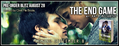 Pre-Order Blitz: The End Game by Kate McCarthy