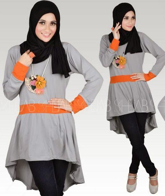 Baju Muslim Modern Terkini