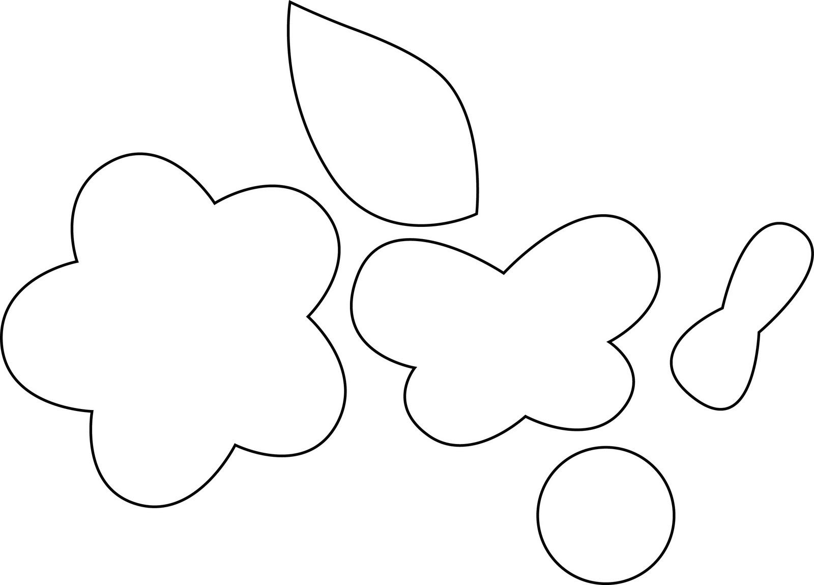 DESENHOS DE FLORES PARA IMPRIMIR E COLORIR  - imagens para colorir de uma flor