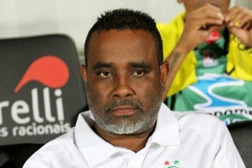 Fernando Alcântara é o novo técnico do Vitória da Conquista