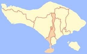 Wilayah Badung