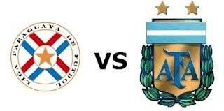 Paraguay vs Argentina | Eliminatorias Rusia 2018