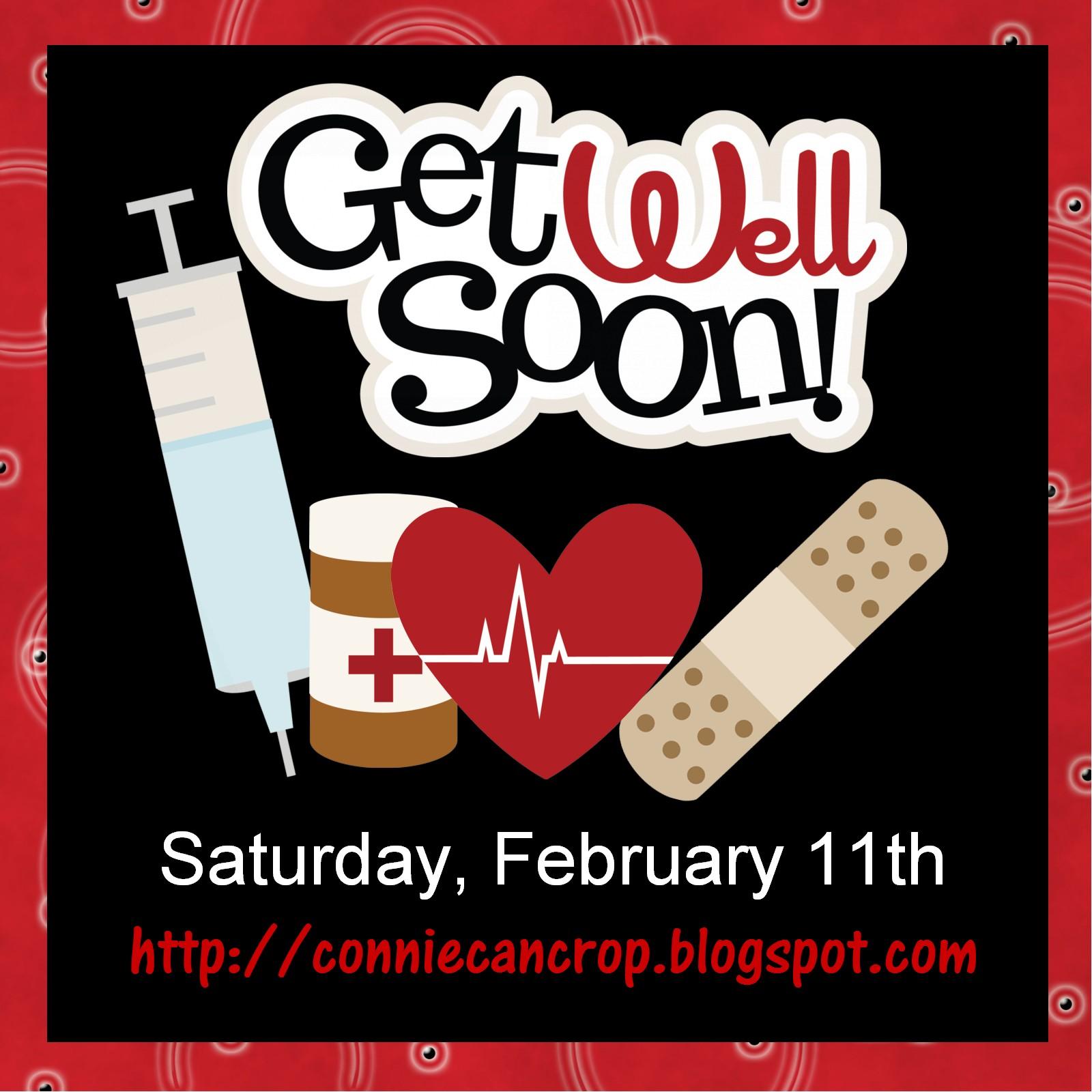 Get Well Soon Blog Hop