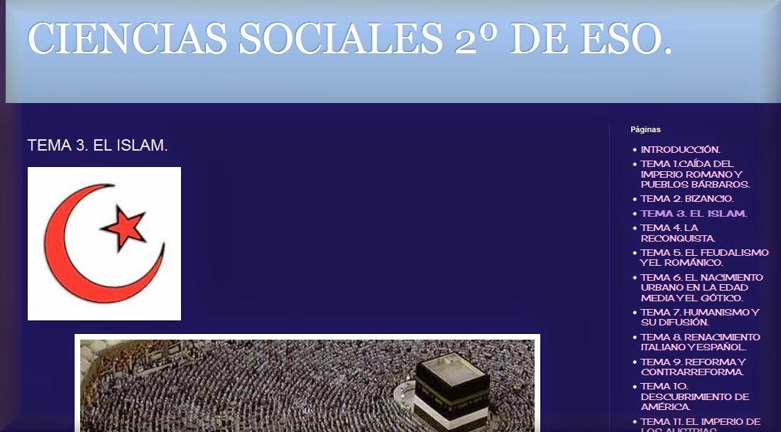 http://2esodieciseis.blogspot.com.es/p/tema-3-el-islam.html
