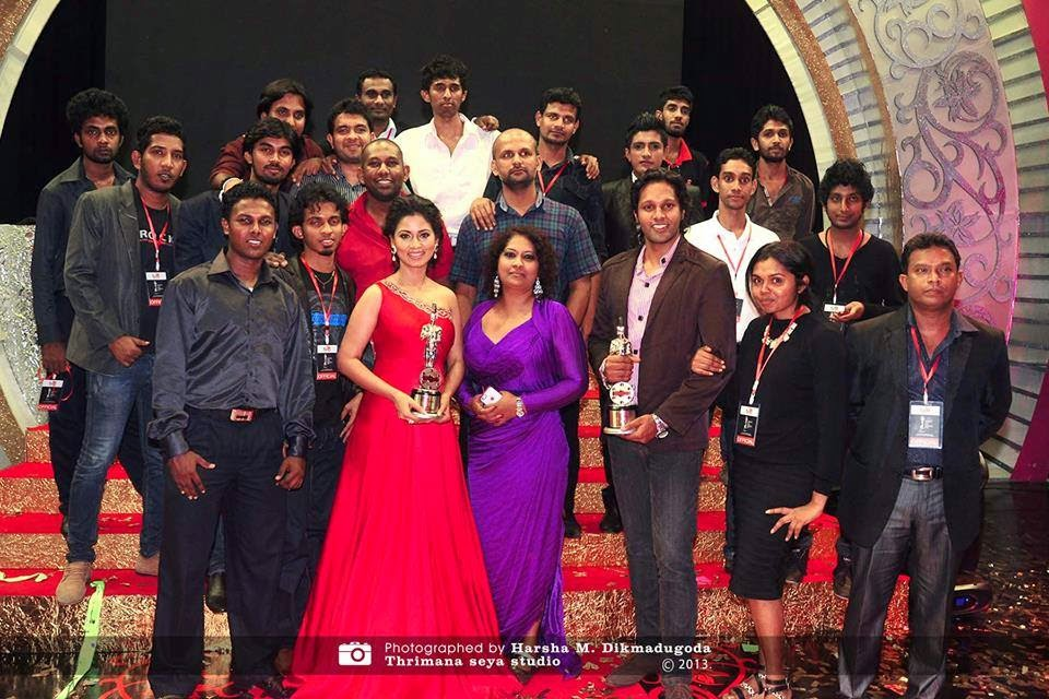 sri lankan Film Awards function