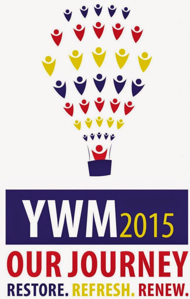 YWM2015logo 652x1024 Weight Loss Recipes Heads up: #YWM2015 National Convention Scholarship Program