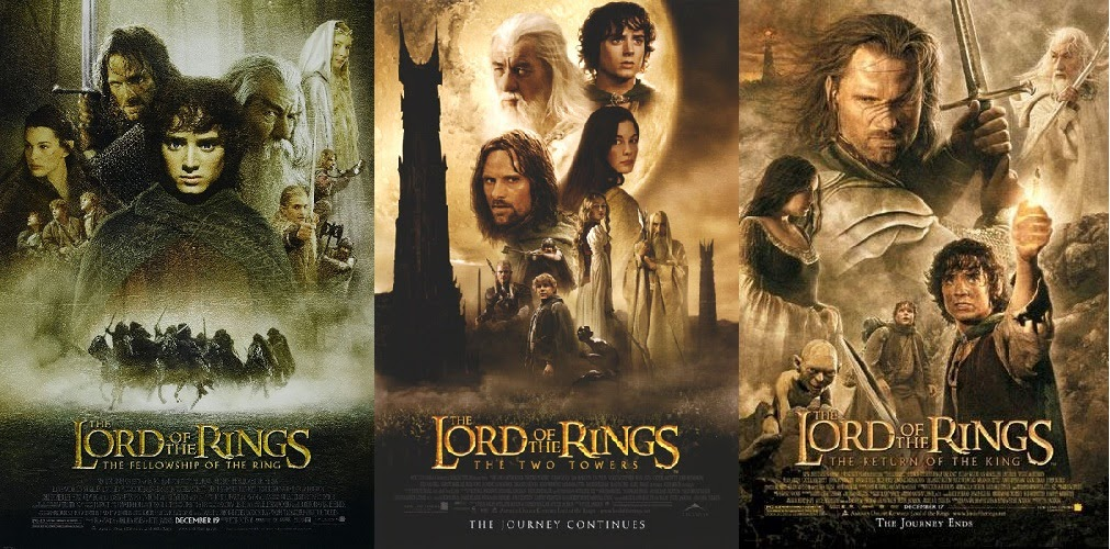 commentaramafilms film friday the lord of the rings 2001 2002 2003