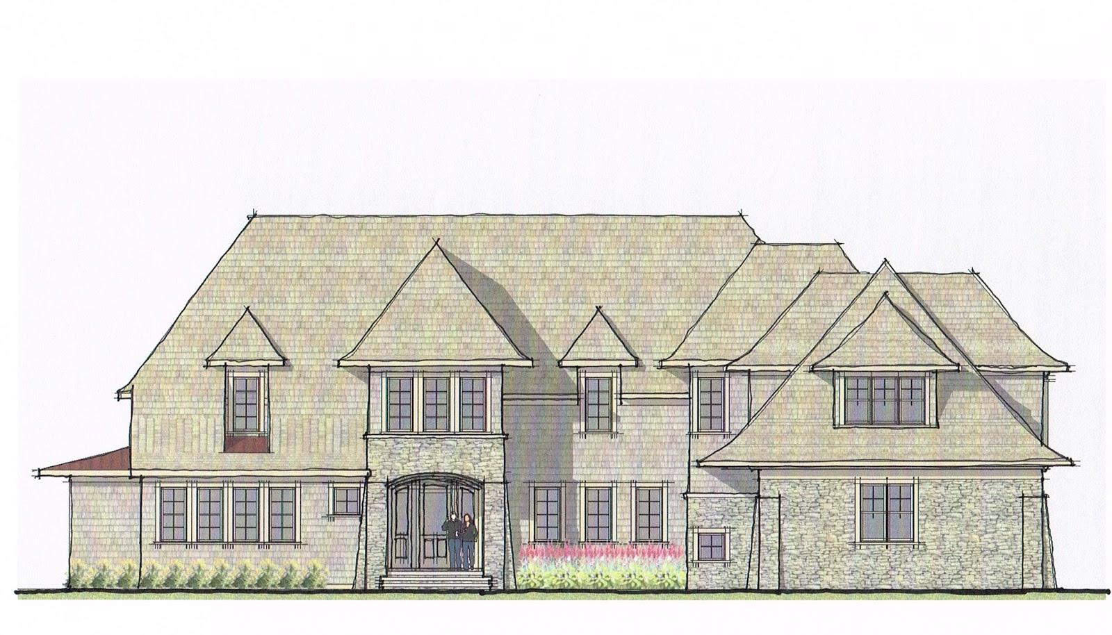 Simply elegant home designs blog new home design is no blando for Simply elegant house plans