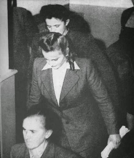 ExecutedTodaycom  1945 The Belsen war criminals