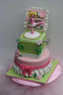 The Fairies Cake Dan Artinya : Whimsical by Design: Ballerina Jewelry Box for the ...