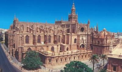 cátedral de sevilla