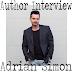 Author Interview: Adrian Simon - author of Milk-Blood