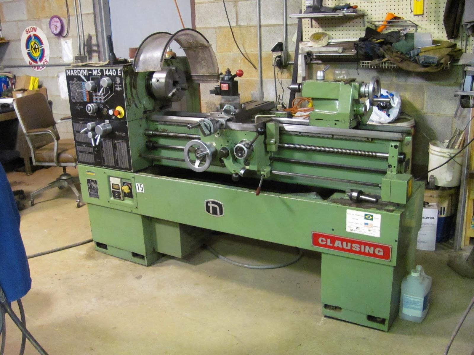 machine id d nardini ms 1440 e metal lathe labeled clausing ozark rh ozarktoolmanuals com nardini ms 1440 manual