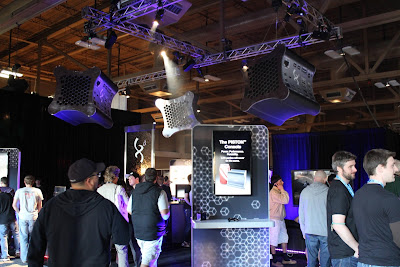 SXSW 2013 Gaming Xi3 Booth