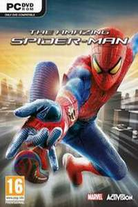 Spiderman 1 Pc Game cover