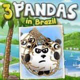 3 Pandas In Brazil | Juegos15.com