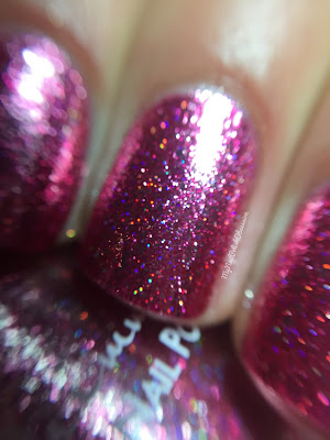 KBShimmer Birthstone Collection; Pink Tourmaline