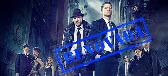 Gotham (Fox): Renovada temporada 2