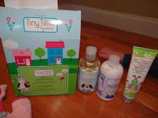 Avon Tiny Tillia Product Review for kids!