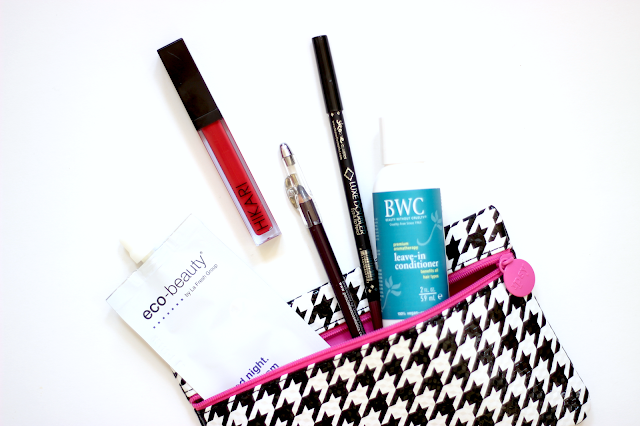 August 2015 Ipsy Bag Opening