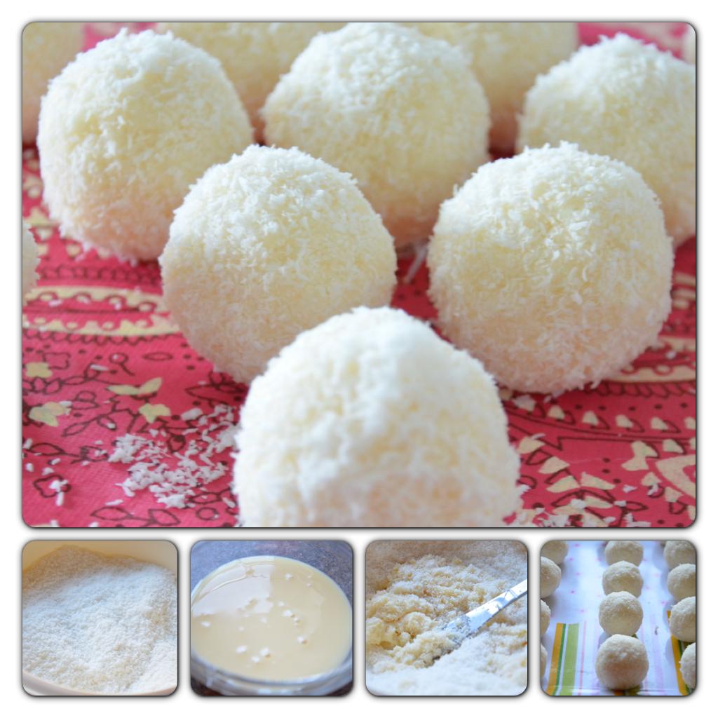 coconut laddu, coconut laddoo, coconut ladoo, coconut dessert ...