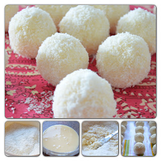 coconut laddu, coconut laddoo, coconut ladoo, coconut dessert, dessicated coconut sweet
