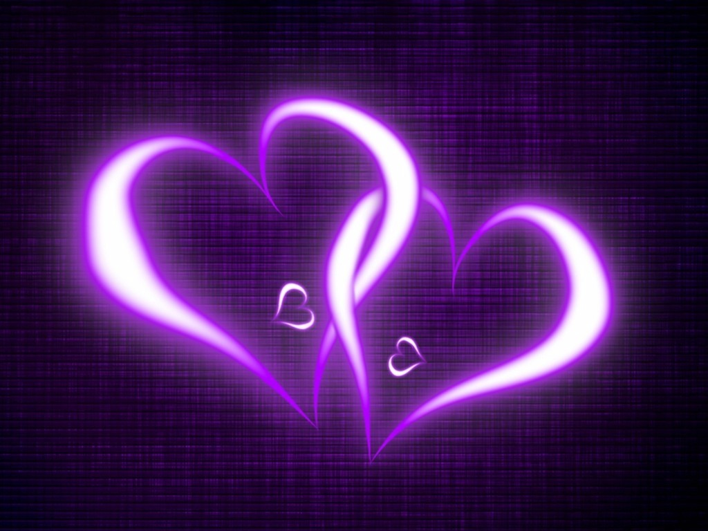 Wallpaper Love Violet : Beautiful Wallpaper: Beautiful Love Heart Wallpapers