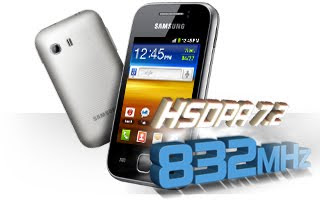 Samsung Android Galaxy Y