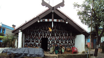 Pfosemei Village Chief House