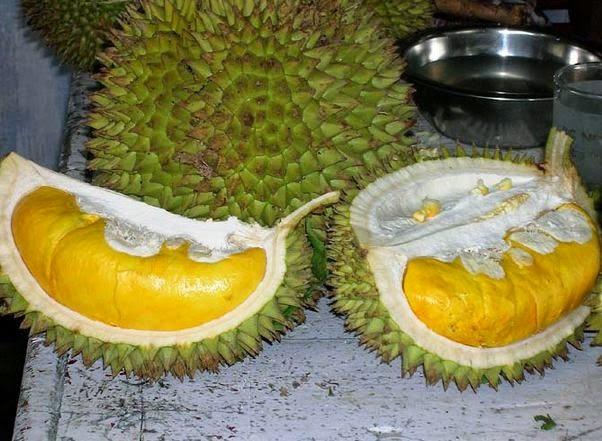 Bagaimana cara nak hilang bau durian