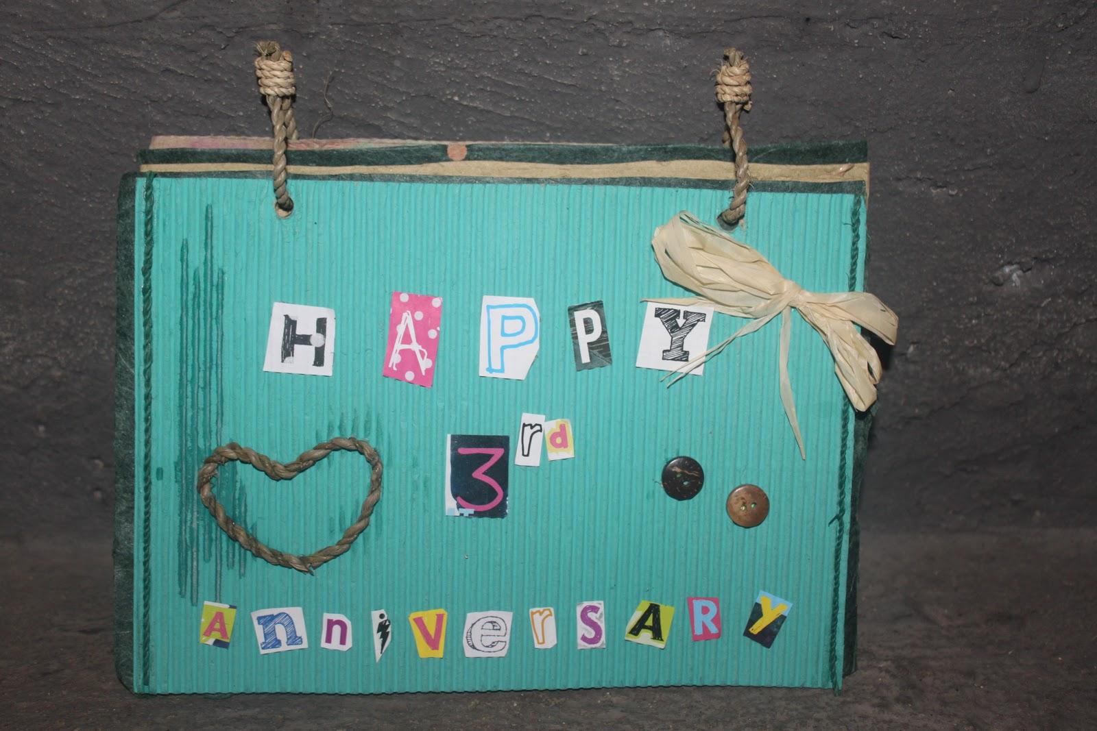 Cover My Scrapbook . Hadiah Anniversary ku buat Rivan .