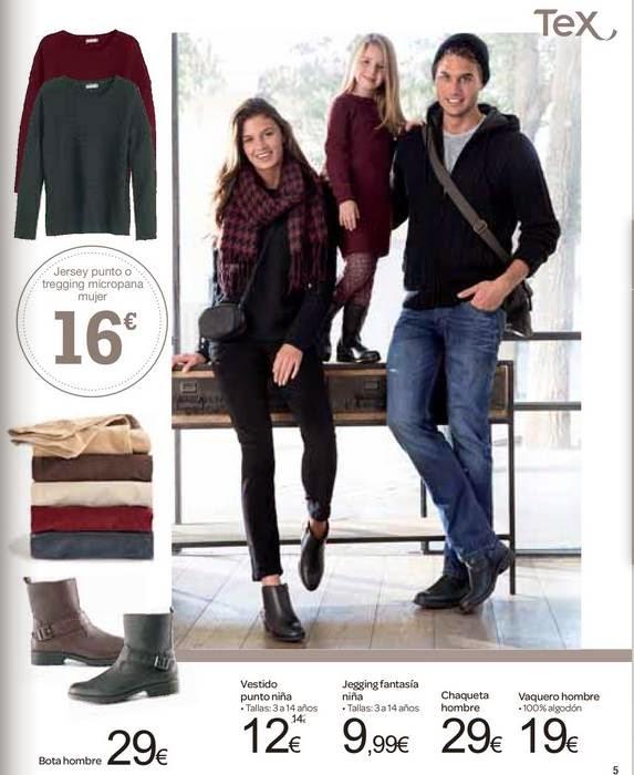 outfits de otoño 2014 carrefour