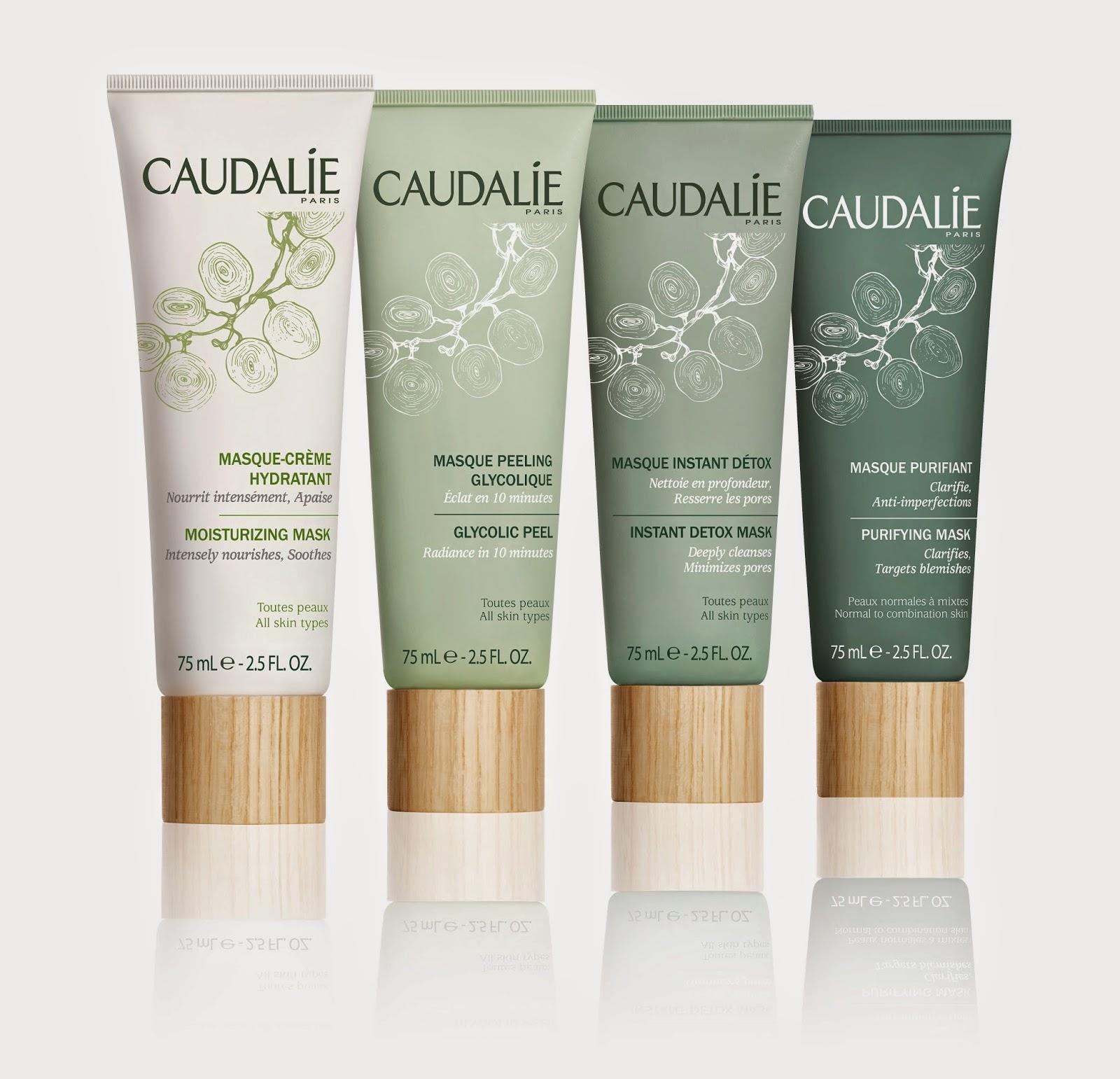 caudalie cosmetics