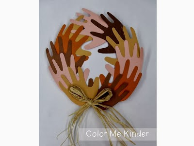 handprint martin luther king, jr kids craft